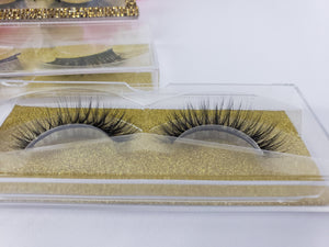 6D Mink False Eyelashes 25mm- Baby Girl