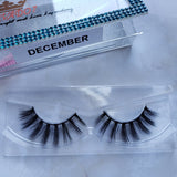 December Mink Eyelashes