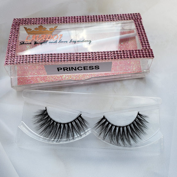 Princess Mink Eyelashes