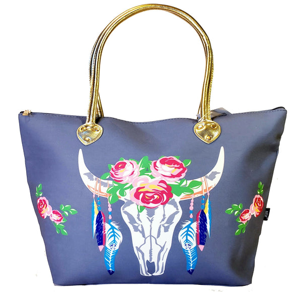 Free Spirit Shoulder Tote