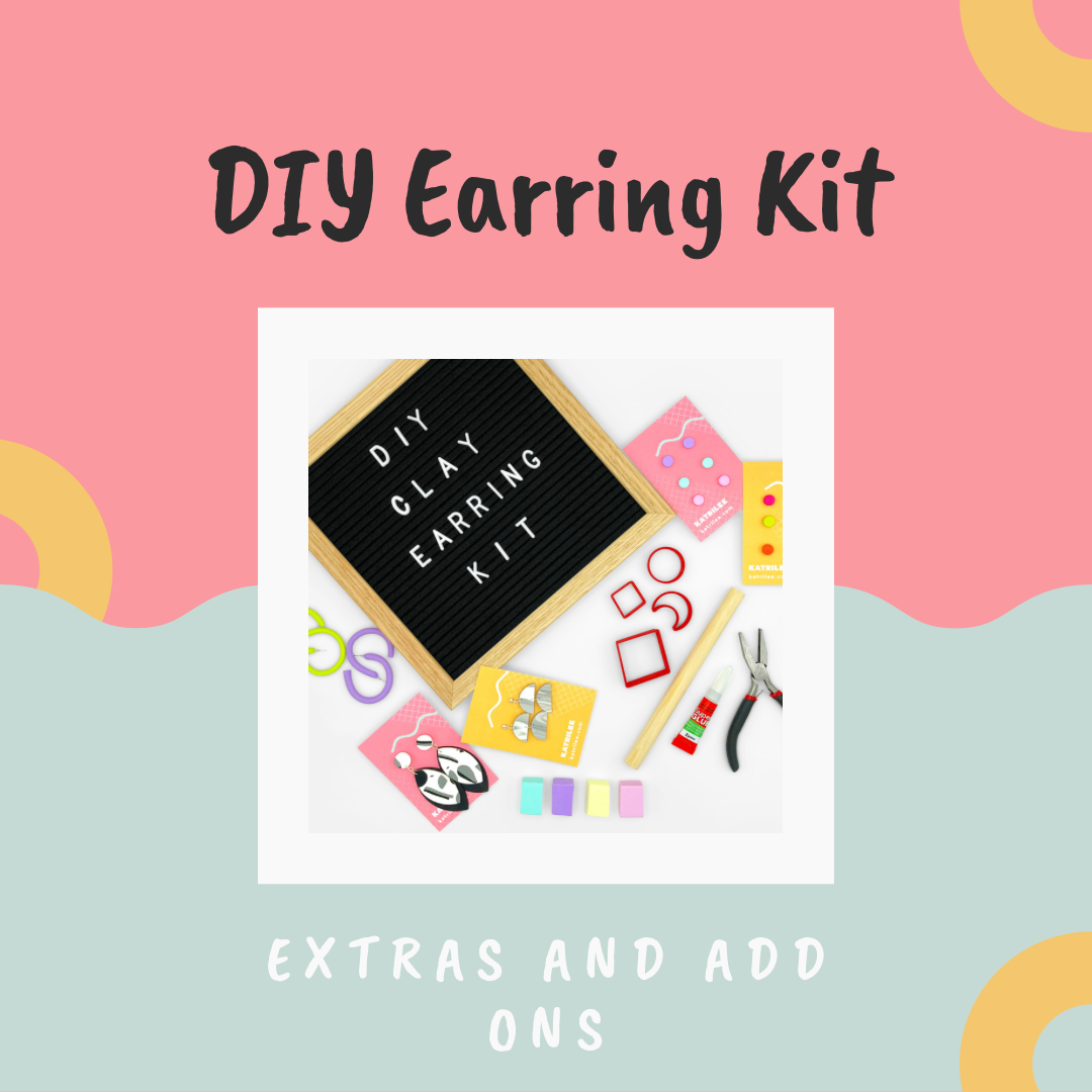 DIY Polymer Clay Kit - Add Ons - Katrilee