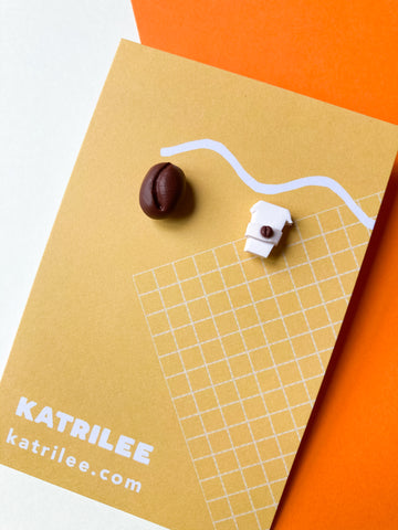 Coffee Lovers Stud Pack - Katrilee