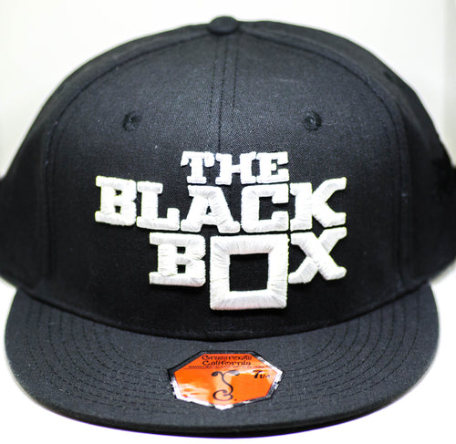 The Black Box x Grassroots California Fitted Hat