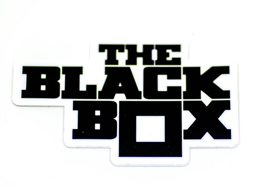 The Black Box Sticker