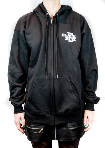 The Black Box Zip-up Hoodie