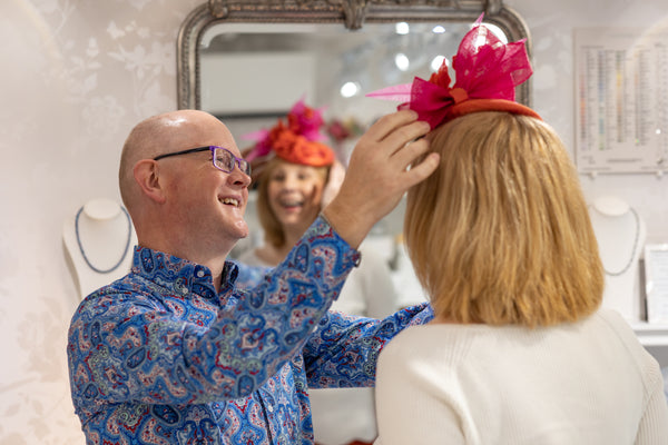 Interview with the Marvellous Simon Meanwell-Ralph - Our master Milliner