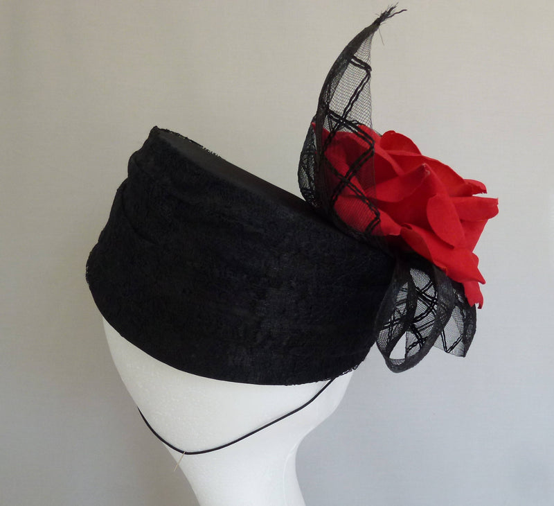 Rosa by Carole Bowley Millinery