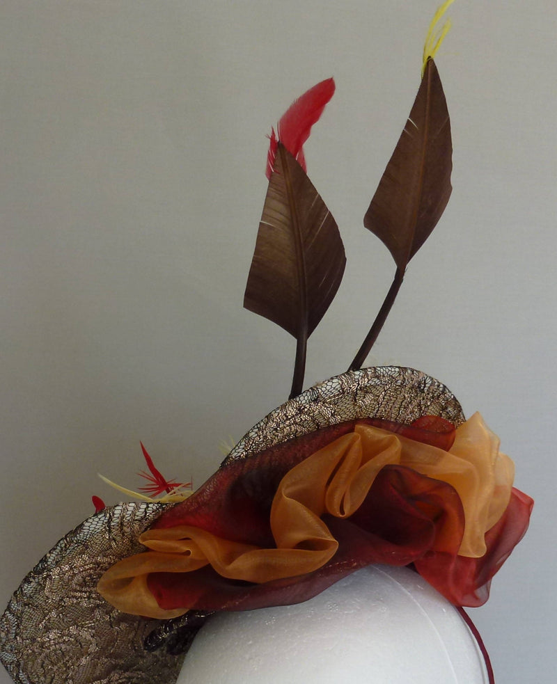 Cezanne by Carole Bowley Millinery