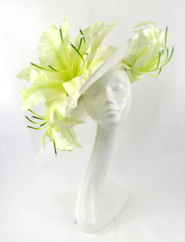SUMMER LILLY HAT