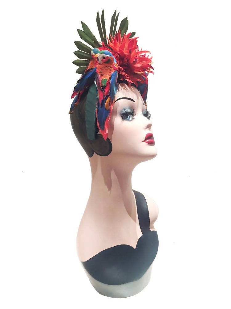 Nickolas Special Occasion Multi Coloured All seasons  Fascinator