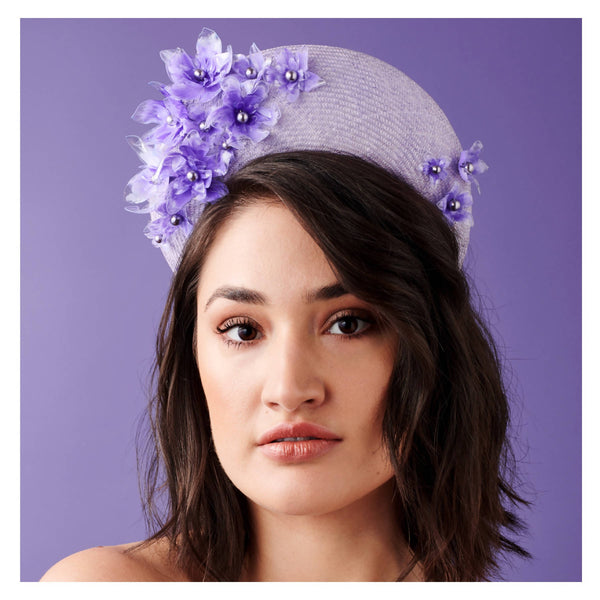 Ceira - Purple and Lilac Halo