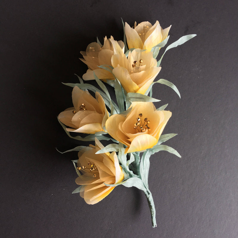 Yellow Tulipa Bouquet