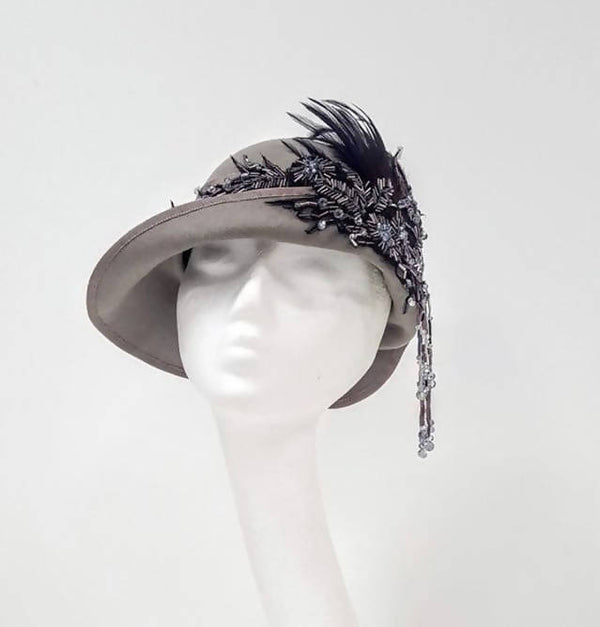 Classic Indulgence by Leanne Cairns Millinery