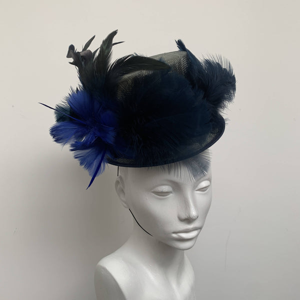 Jules Special Occasion  Blue  All seasons Top Hat