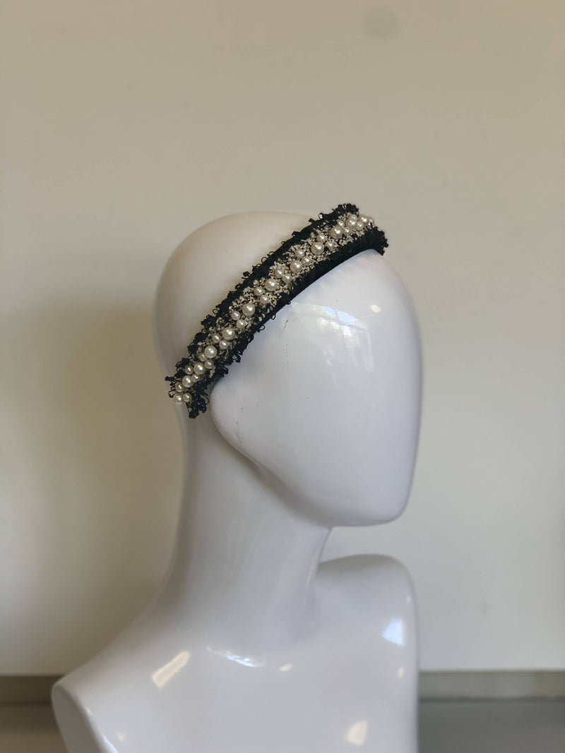 COCO everyday pearl head band by miss haidee