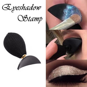 DIY Magic Eye Shadow Stamp - Red Lip Boutique