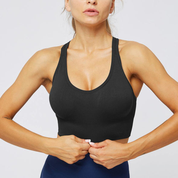 YogaSportWear Black / S Barbara Power Bra