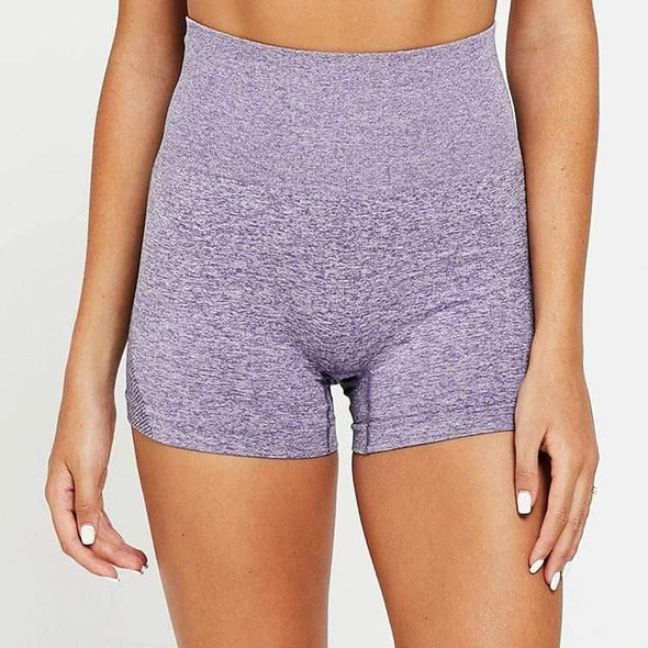 YogaSportWear Purple / S Blanche Point Short