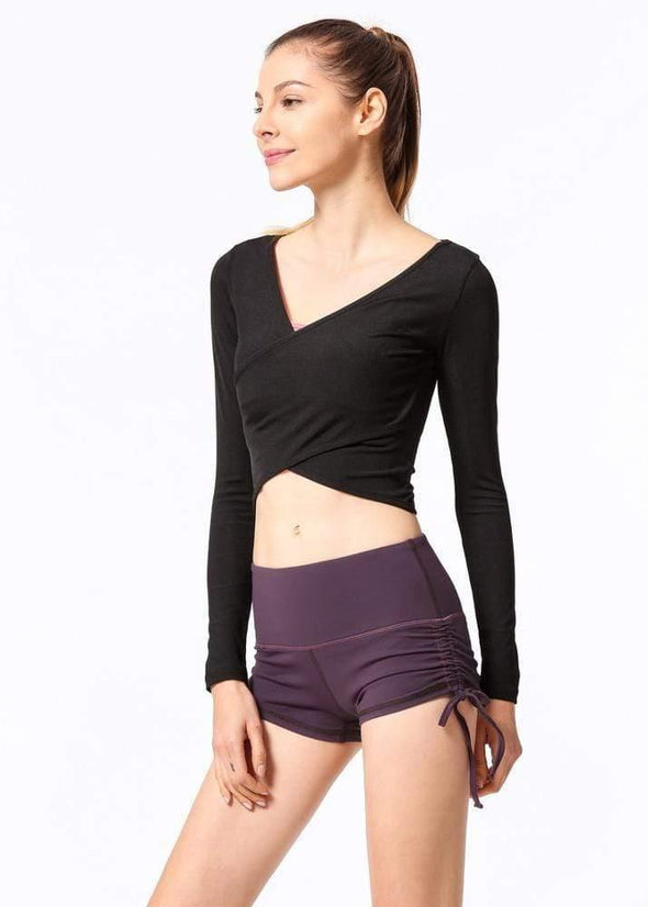 YogaSportWear Carrie Hip Short