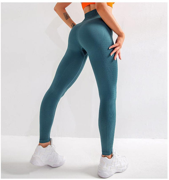 YogaSportWear Green / S Charlene Point Legging
