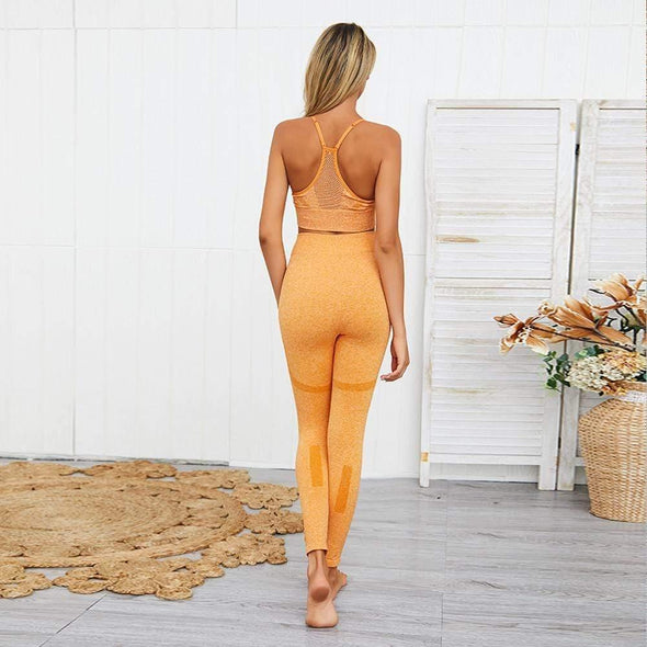 YogaSportWear Jamie Point Set