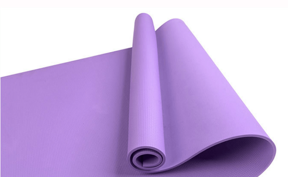 YogaSportWear Purple Nara Plain Yoga Mat