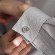 Load image into Gallery viewer, 'Best to Come' cufflinks