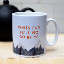 Load image into Gallery viewer, Whit's Fur Ye mug