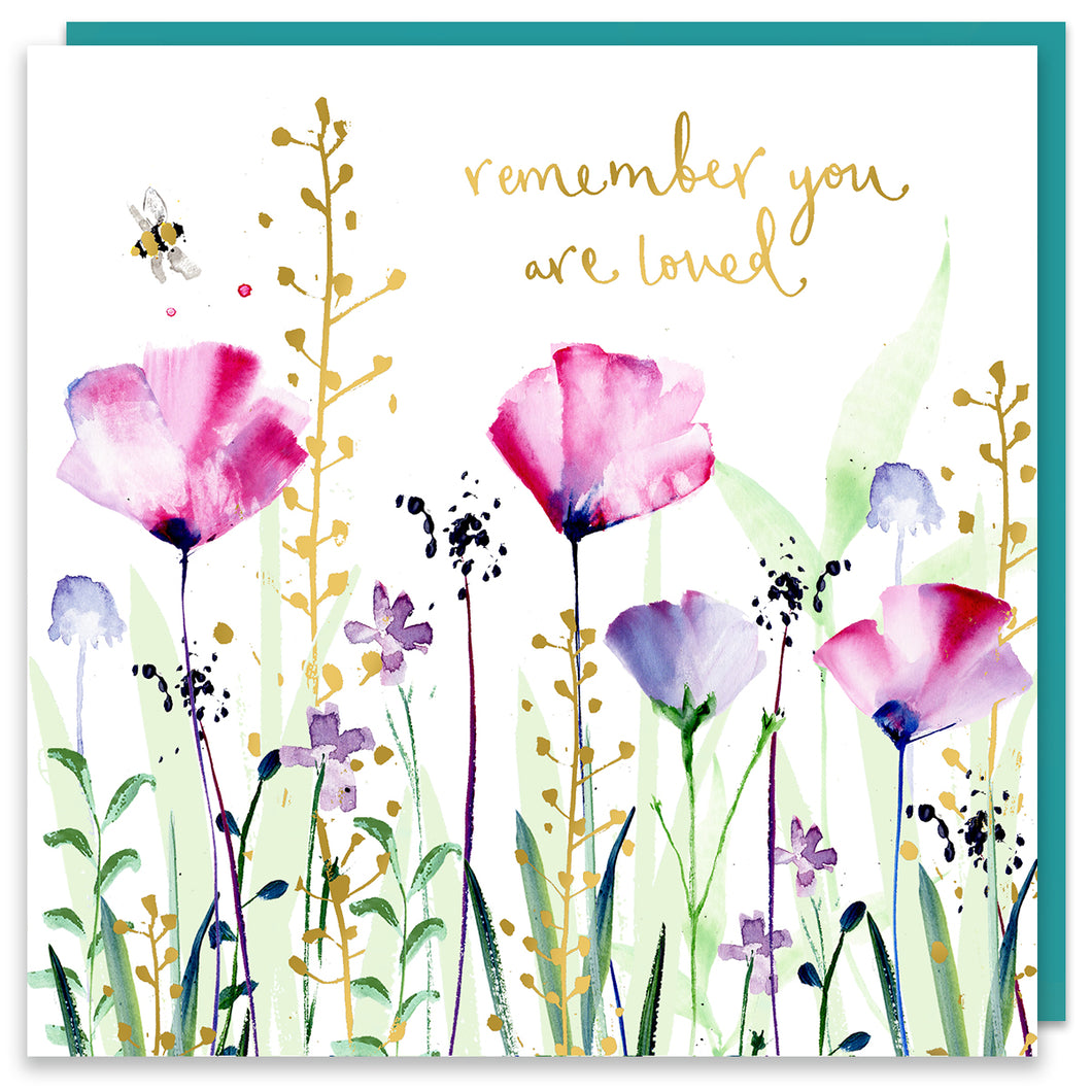 Remember You Are Loved card