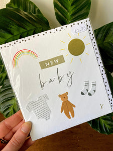 Baby Cards bundle