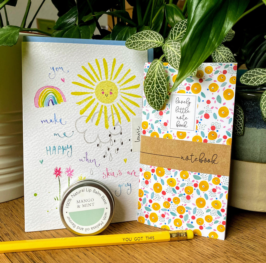 You are my Sunshine care parcel