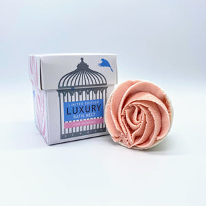 Luxury Bath Melt - Rose and Geranium