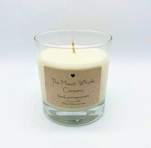Luxury boxed soy wax candles