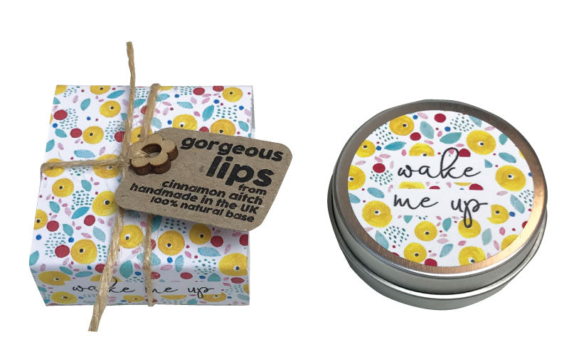 Wake me up - citrus blast lip balm