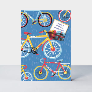 Have a Wheelie Great Day card