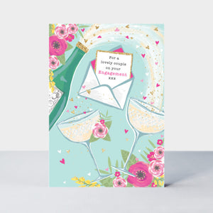 For a Lovely Couple on your Engagement