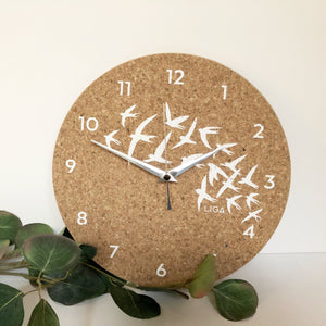 Swallows Clock