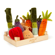 Load image into Gallery viewer, Jellycat Vivacious Vegetables