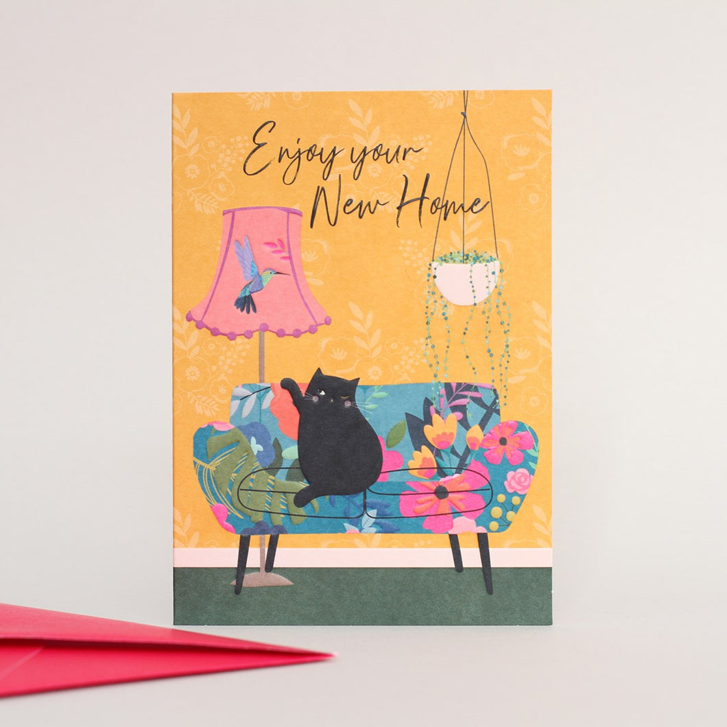 Enjoy Your New Home card