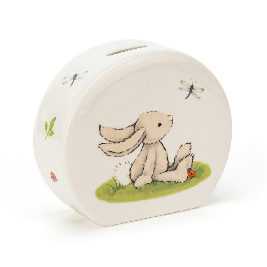 Jellycat Bunny Ceramic Money Box