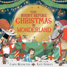 Load image into Gallery viewer, The Night Before Christmas in Wonderland