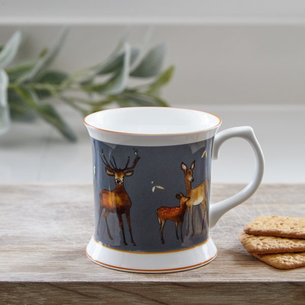 Deer and Stag Mug