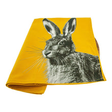 Load image into Gallery viewer, Hare Tea Towel