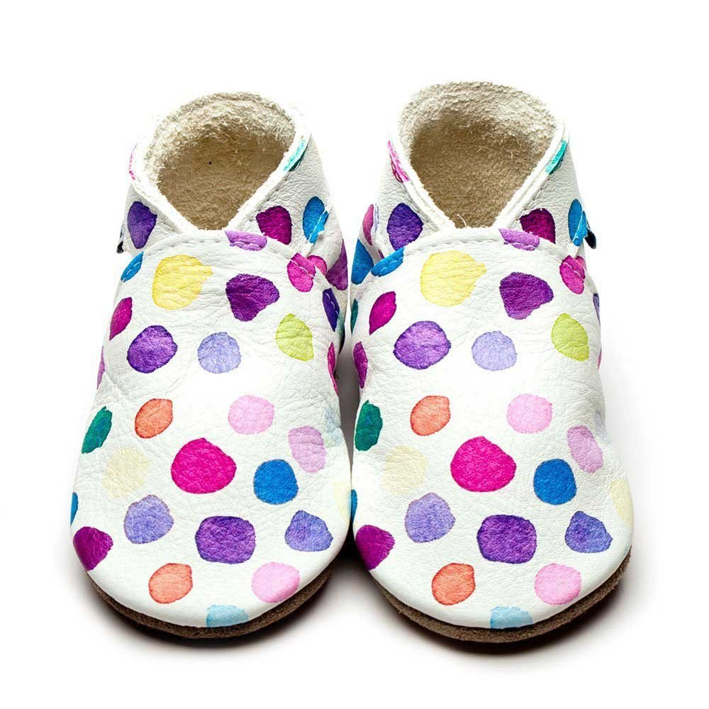 Inch Blue Shoes - Dot