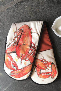 Lobster Oven Gloves