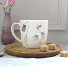 Load image into Gallery viewer, Bee and Bluebell Mug