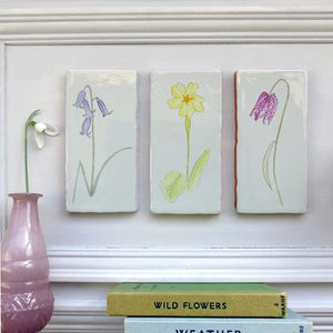 Primrose Ceramic wall art