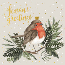 Load image into Gallery viewer, Robins Christmas Card pack