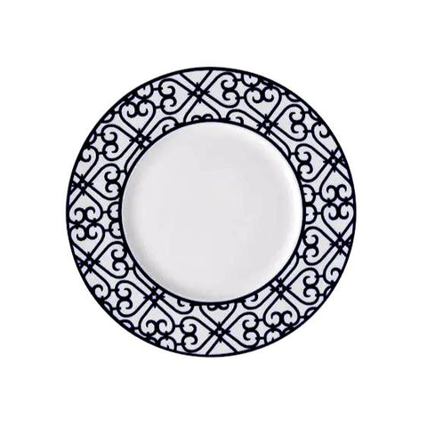"Karaca Emma 10.5""Blue serving plate"
