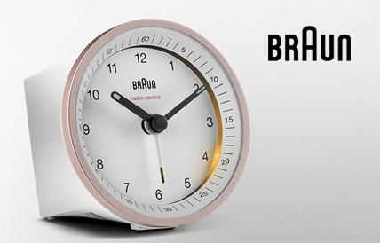 banner Braun Clocks - US